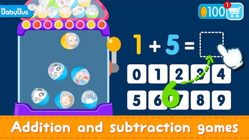 Little Panda Math Genius – Education Game For Kids ss 1