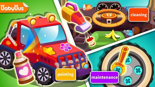 Little Pandas Auto Repair Shop ss 1