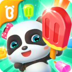 Little Panda's Ice Cream Factory APK