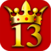 Lucky 13: 13 Card Poker Puzzle APK
