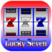 Lucky Seven Slot Machine APK