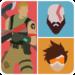 MEGA QUIZ GAMING 2K18 – Guess the game Trivia APK