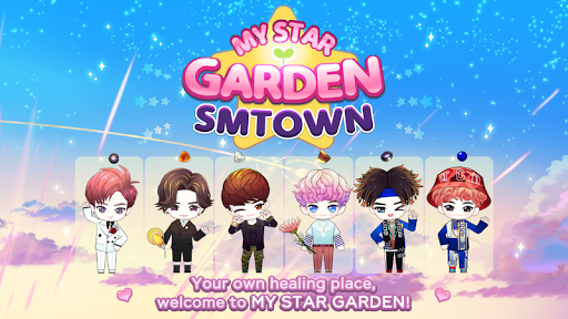 MY STAR GARDEN with SMTOWN ss 1