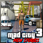 Mad City Crime 3 New stories APK