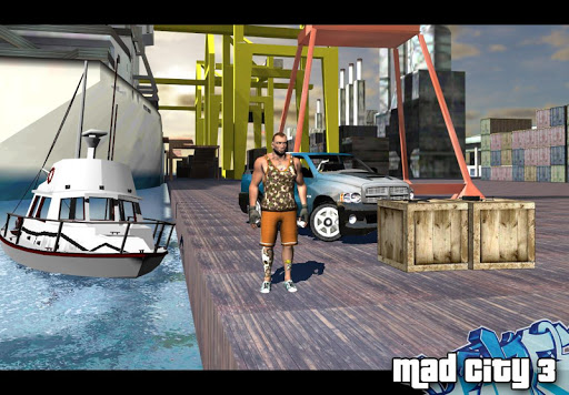 Mad City Crime 3 New stories ss 1