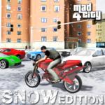 Mad City Stories 4 Snow Winter Edition APK