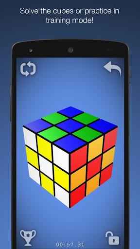 Magic Cube Puzzle 3D ss 1