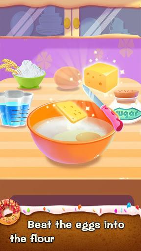 Make Donut – Kids Cooking Game ss 1