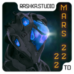 Mars 2222 – tactical strategy (Tower Defence) APK