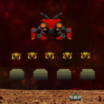 Mars Invaders – Retro space shooter APK