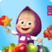 Masha and The Bear Jam Day Match 3 games for kids APK