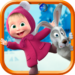 Masha and The Bear: Xmas shopping APK