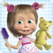 Masha and the Bear: House Cleaning Games for Girls APK