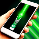 "Mega Laser (simulated laser pointer) ""PRANK APP"" APK"