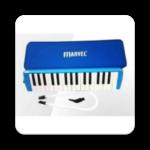 Melodica Pianika Virtual Online Generator