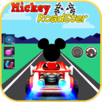 Mickey Race Roadster Adventure APK