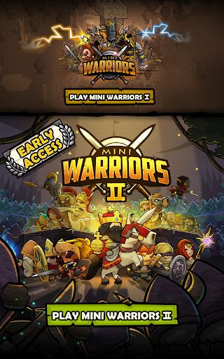 Mini Warriors ss 1