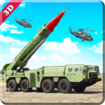 Missile launcher US army truck 3D simulator 2018 APK