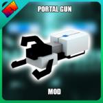 Mod Portal Gun 2 for MCPE APK