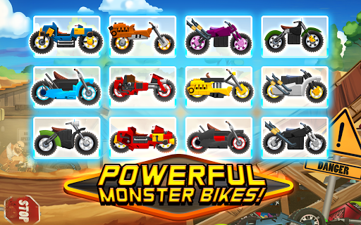 Monster Bike Motocross ss 1