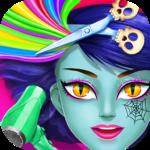 Monster Hair Salon: Kids Games APK