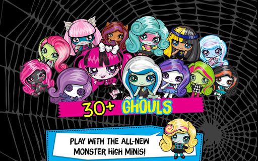Monster High Minis Mania ss 1