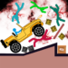 Monster Truck Games – Stickman Turbo Destruction APK