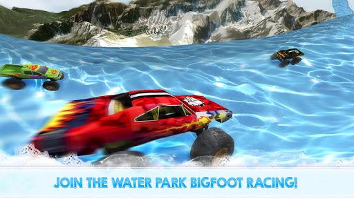 Monster Truck Water Slide Driving Simulator ss 1