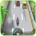 Moto Racing 3D Game APK
