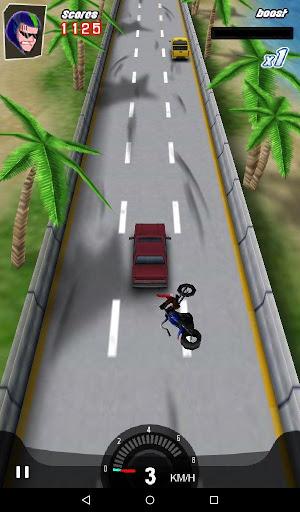 Moto Racing 3D Game ss 1