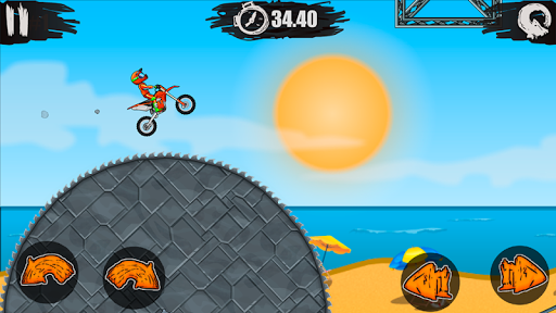 Moto X3M Bike Race Game ss 1