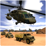 Mount Helicopter Combat 3D APK