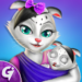 My Kitty NewBorn Baby And Mommy Care : Kitty Grown APK