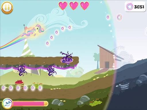My Little Pony Rainbow Runners ss 1