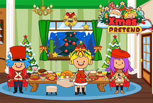 My Pretend Christmas – Kids Holiday Party FREE ss 1
