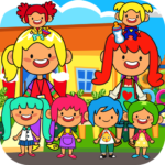 My Pretend Daycare – Kids Babysitter Games Free APK
