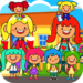 My Pretend Daycare – Kids Babysitter Games Free APK
