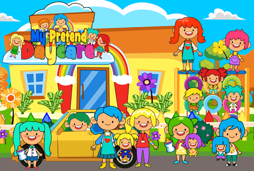 My Pretend Daycare – Kids Babysitter Games Free ss 1