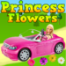 (New) Collect The Most Flowers With Prencess APK
