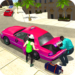 New York Taxi Duty Driver: Pink Taxi Games 2018 APK