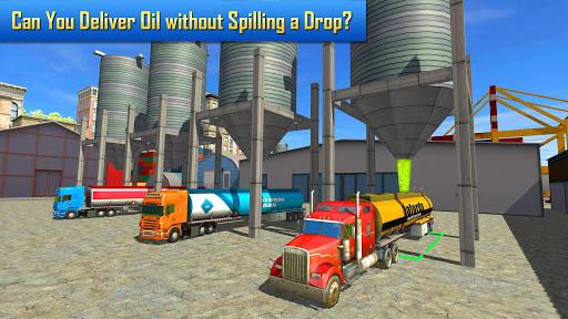 Oil Tanker Transporter Truck Simulator ss 1
