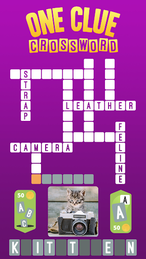 One Clue Crossword ss 1