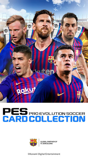 PES CARD COLLECTION ss 1