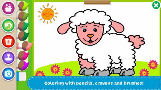 Paint and Learn Animals ss 1