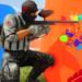 PaintBall Shooting Arena3D : Army StrikeTraining APK