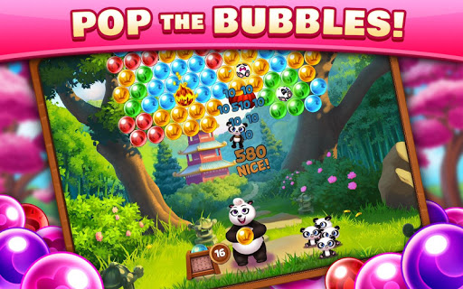 Panda Pop – Bubble Shooter Game. Blast Shoot Free ss 1