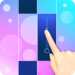 Piano White Go! – Magic World on Music Tiles APK