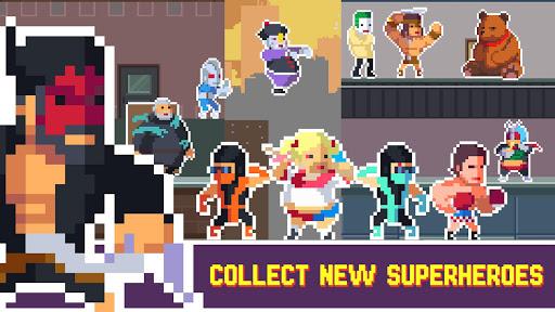 Pixel Super Heroes ss 1