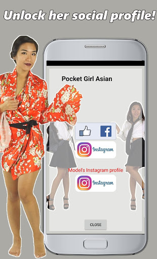 Pocket Girl Simulator amp VR Girl – Asian Edition ss 1