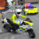 Police Car Driving – Motorbike Riding APK